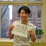790点→950点(1ヶ月受講) 卒業生 山口貴大さん